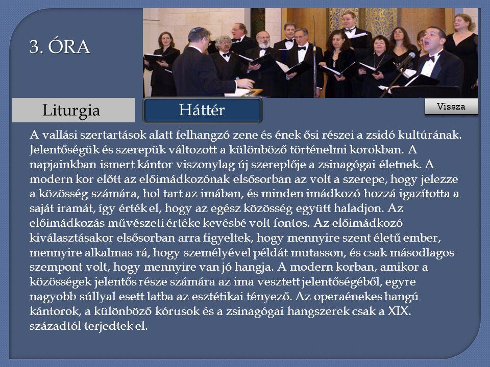 Háttér Liturgia 3.