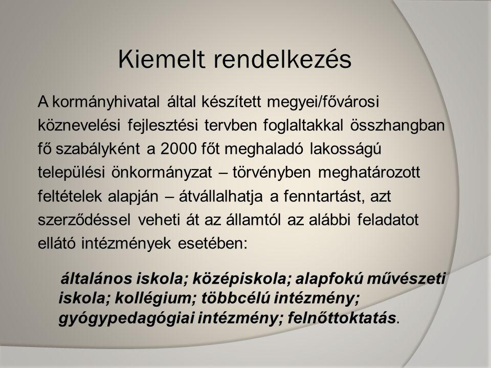  A köznevelés nem szolgáltatás, hanem közszolgálat, a köznevelés ellátása alapvetően a Magyar Állam feladata, joga és kötelessége.