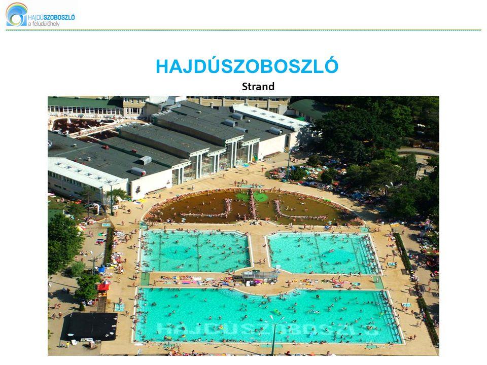 HAJDÚSZOBOSZLÓ Strand