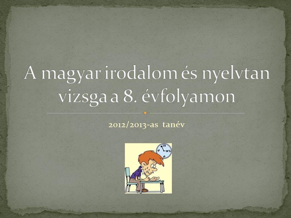  1.Az irodalmi műnemek és műfajok rendszere  2.