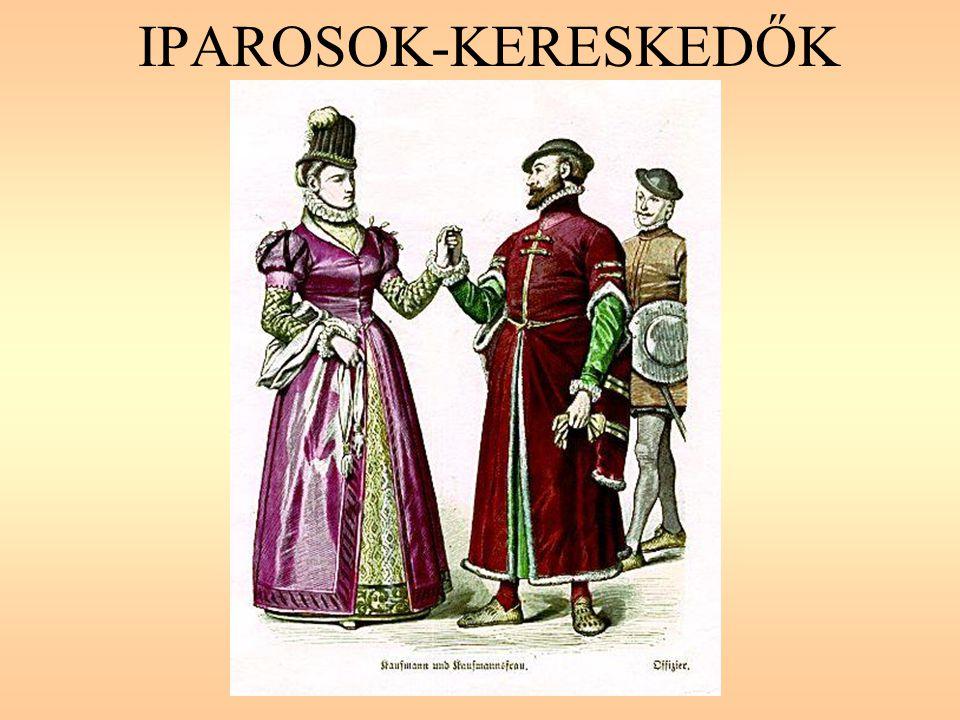 IPAROSOK-KERESKEDŐK