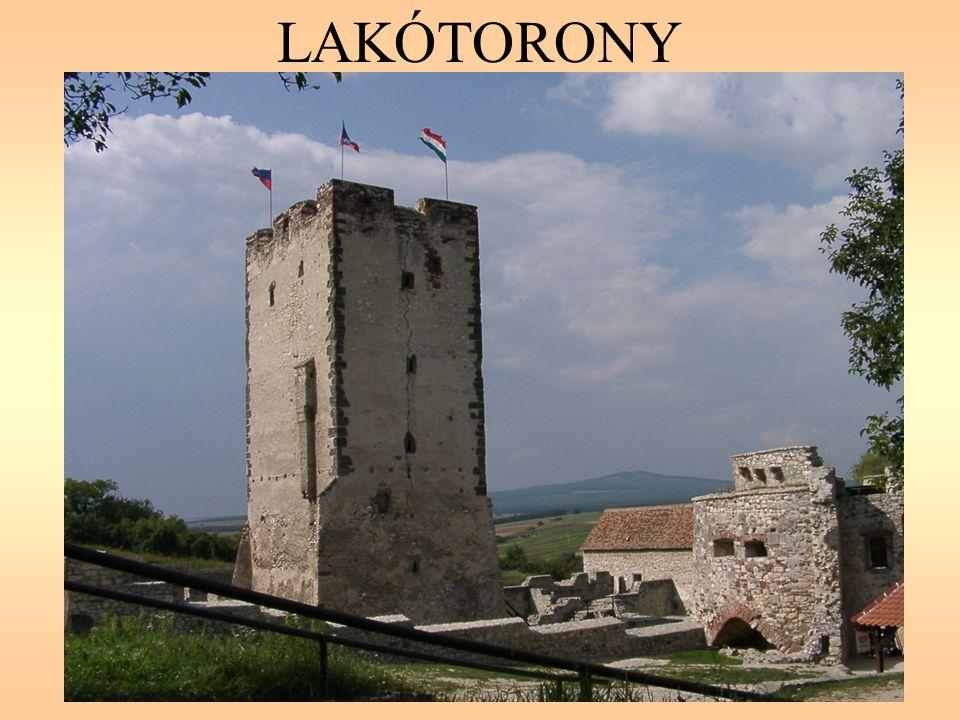 LAKÓTORONY