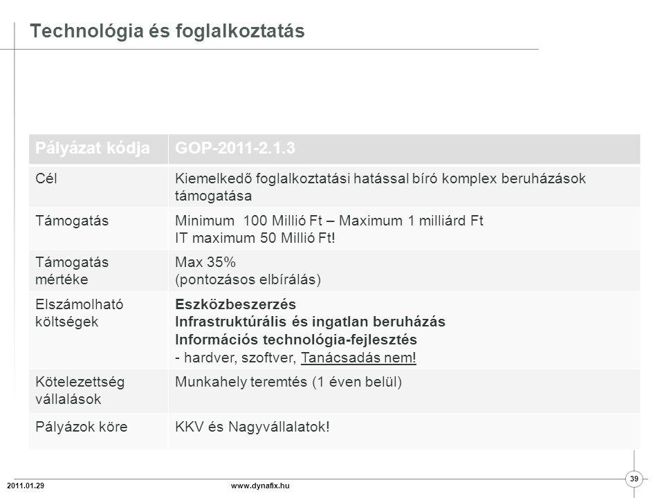 KKV Innovációs eredményei 2010.02.23.