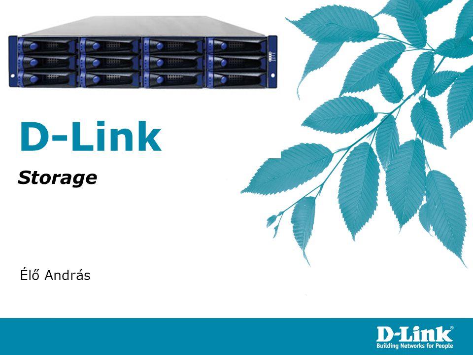 D-Link Storage Élő András