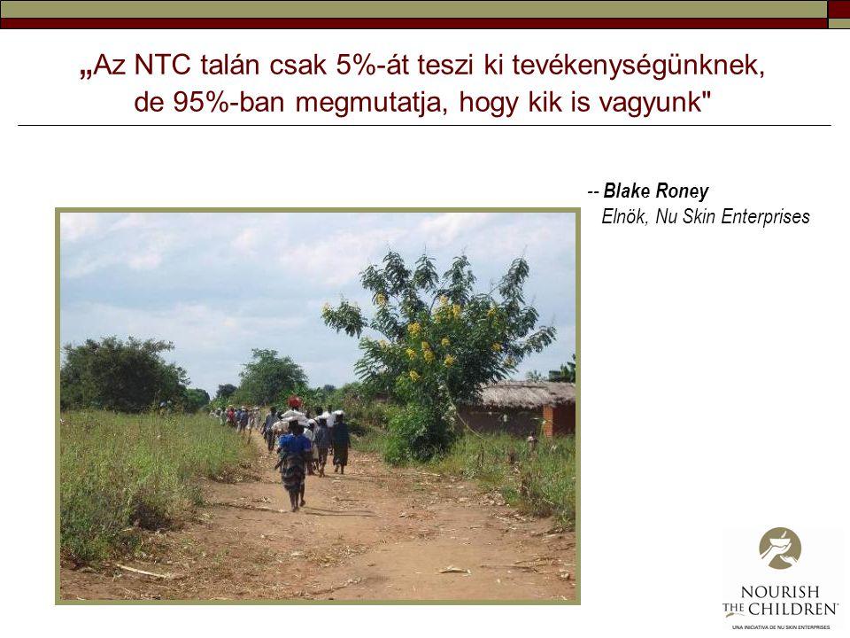 """"""" Az NTC talán csak 5%-át teszi ki tevékenységünknek, de 95%-ban megmutatja, hogy kik is vagyunk"""