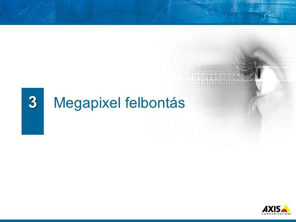 Megapixel felbontás 3