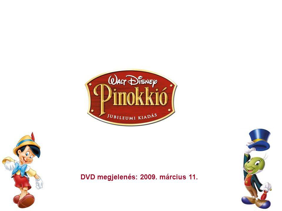 DVD megjelenés: 2009. március 11.