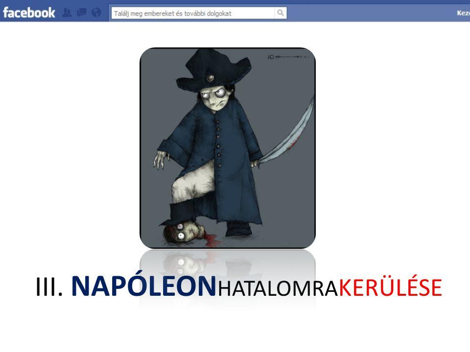 III. NAPÓLEON HATALOMRA KERÜLÉSE