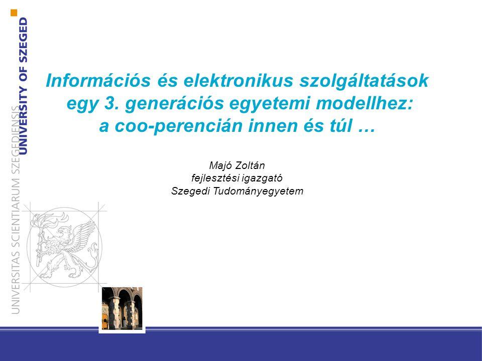Információs és elektronikus szolgáltatások egy 3.