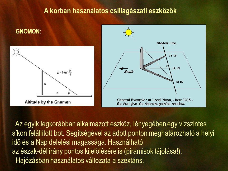 Parallaktikus vonalzó; a régi időkben magassági szögek mérésére szolgáló szögmérő műszer volt, melyet már Ptolemaios használt (regula Ptolemaica).