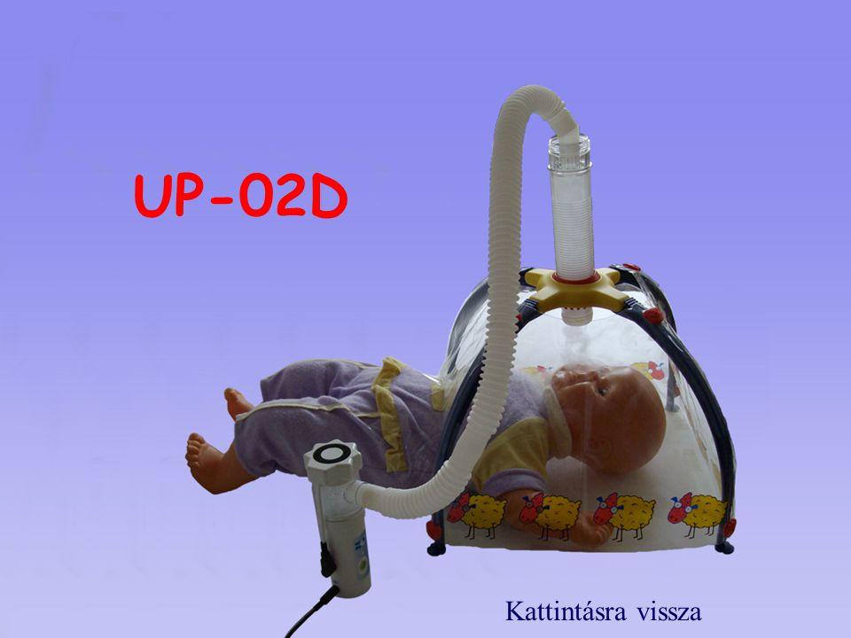UP-02D kép Kattintásra vissza UP-02D