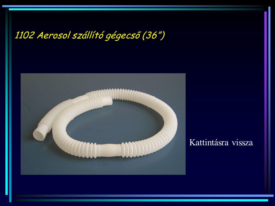 """1102 Aerosol szállító gégecső (36"""") Kattintásra vissza"""