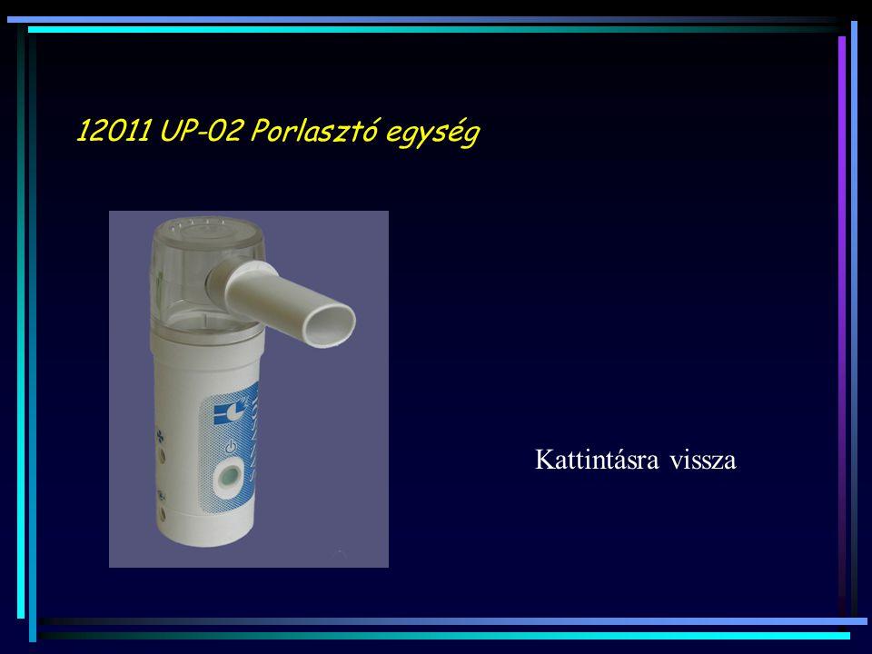 12011 UP-02 Porlasztó egység