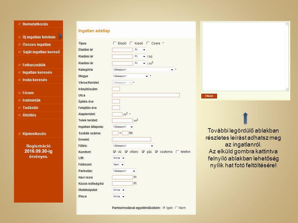 Sikeres regisztráció után a nyitó oldalon itt tudsz bejelentkezni, a felhasználónév és a jelszó beírásával. Ezeket az adatokat e-mailben kapod meg! A