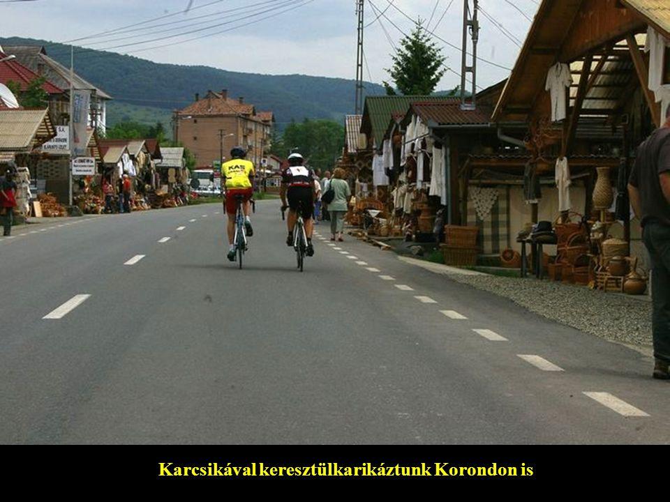 Kerekes Károllyal, a Kárpátok Lance Armstrongjával