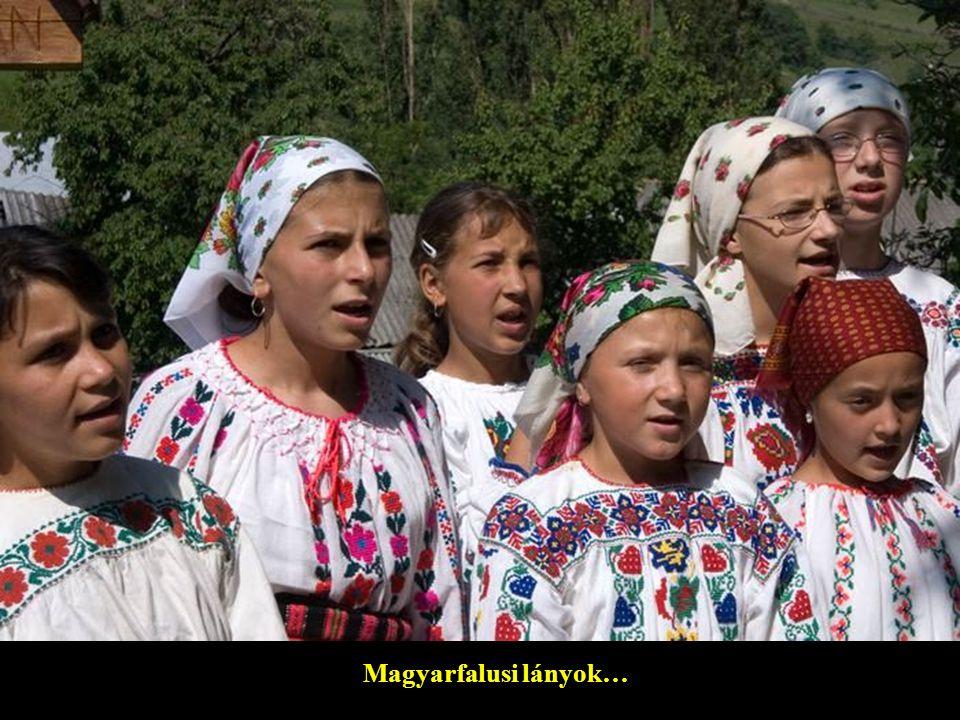 A pusztinaihoz hasonló fogadtatás Magyarfaluban. Az a székely szív!