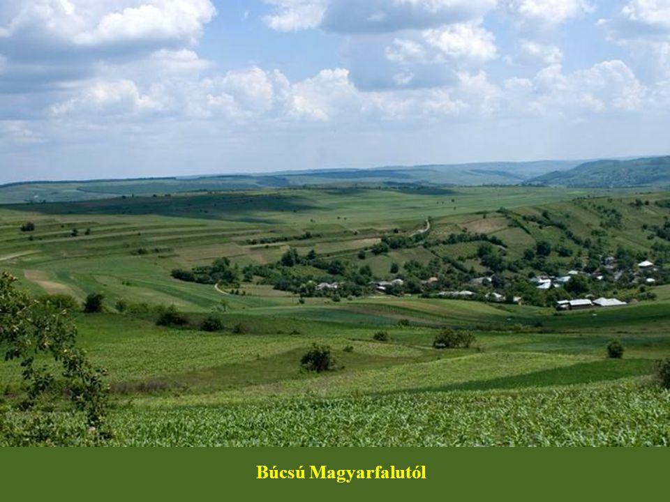 Magyarfalu végén, a magyar élettér keleti határán