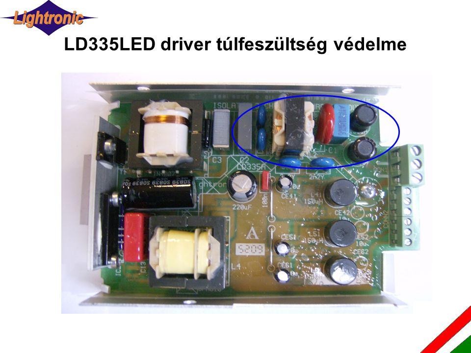 LD335LED driver túlfeszültség védelme