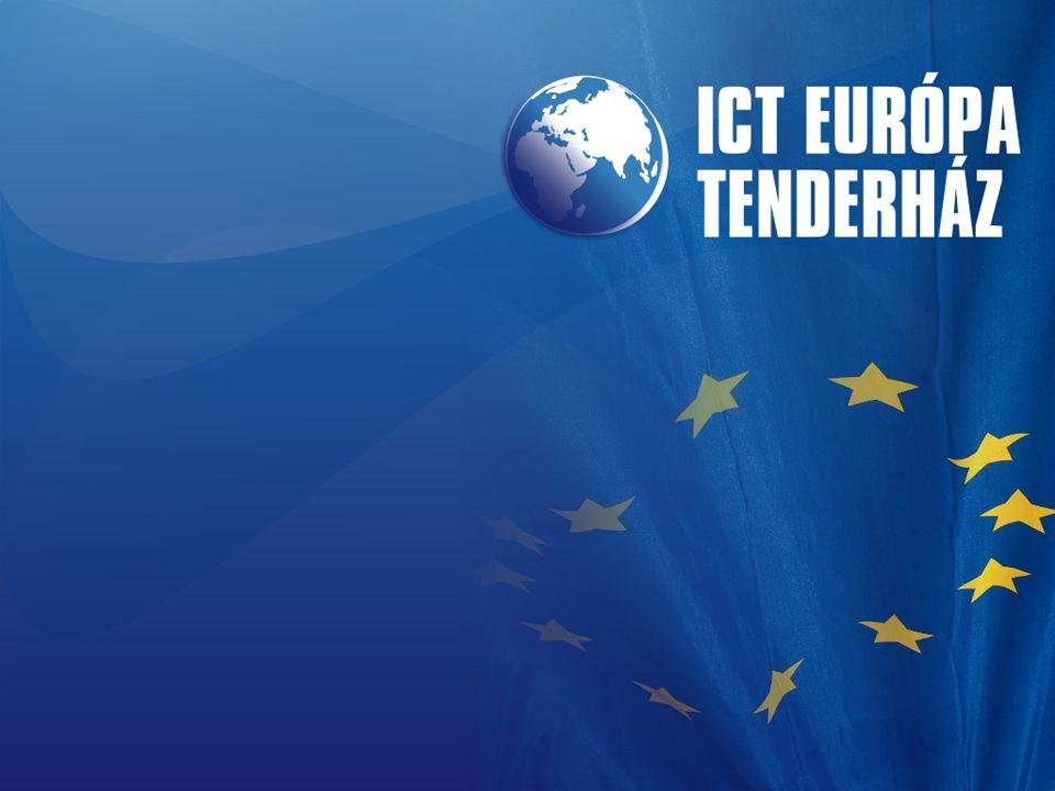 CÉGÜNKRŐL HÁROM GONDOLAT ICT EURÓPA TENDERHÁZ Gazdaságfejlesztési Tanácsadó és Szolgáltató Kft.
