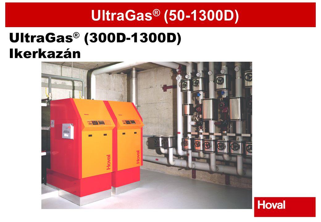 UltraGas ® (50-1300D) UltraGas ® (300D-1300D) Ikerkazán