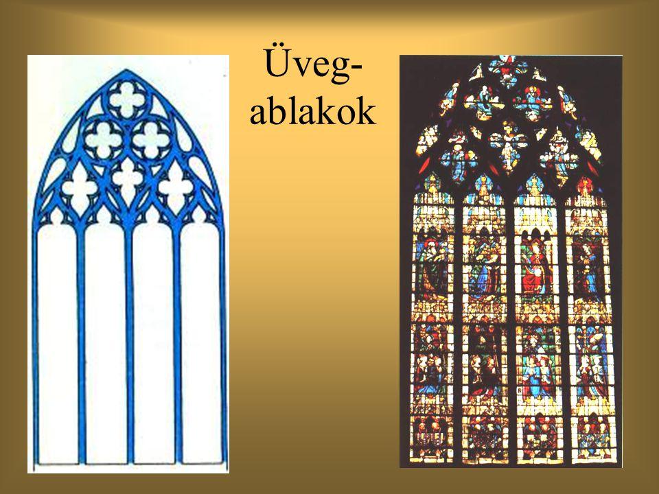 Üveg- ablakok