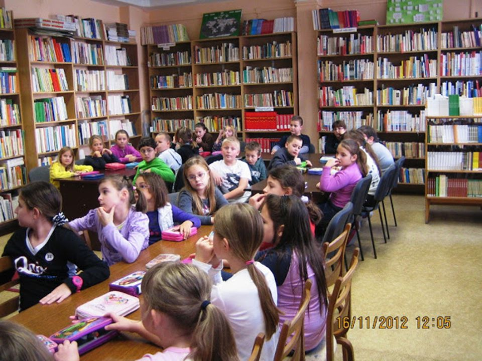 Könyvtáros képzése 60 órás szakmai képzés Megvalósult…
