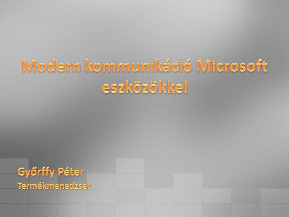 Windows Mobile 6 Felhasználás a munkában Microsoft Office Mobile Haladó keresési beállítások Irányított keresés a naptárban Kiszolgálóoldalon egy varázslóval létrehozható mobil profil