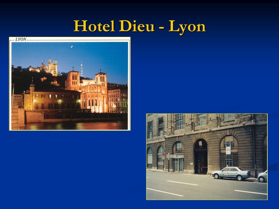 Hotel Dieu - Lyon
