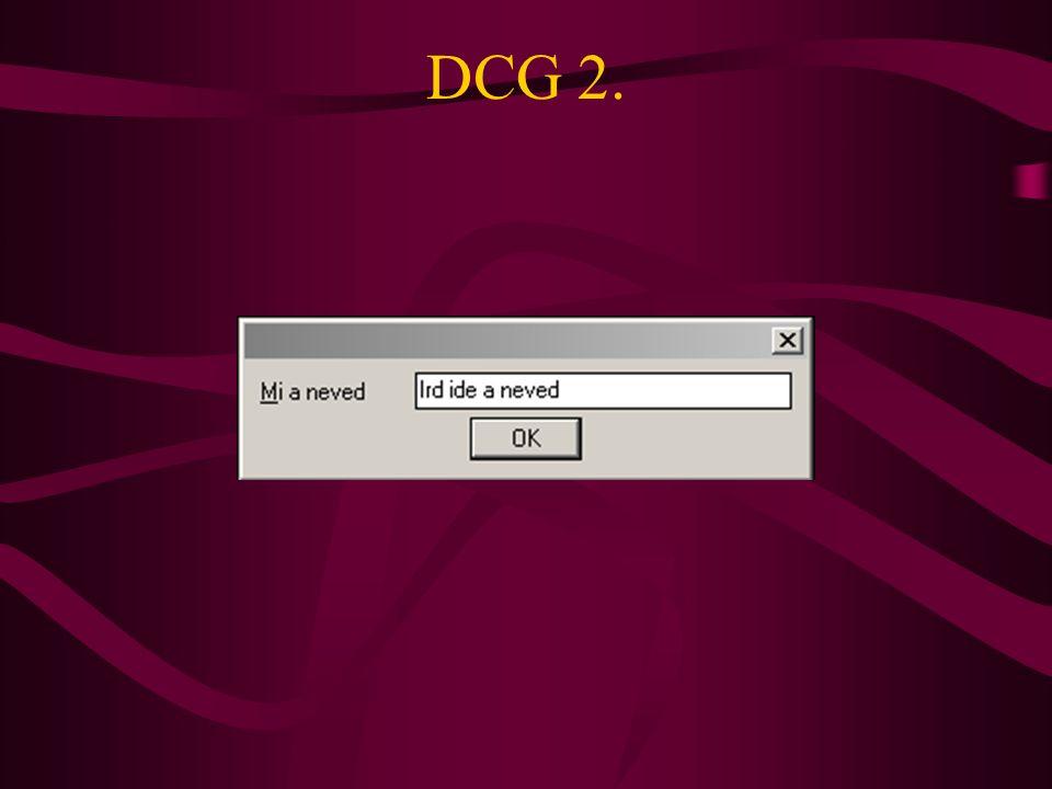 DCG 2.