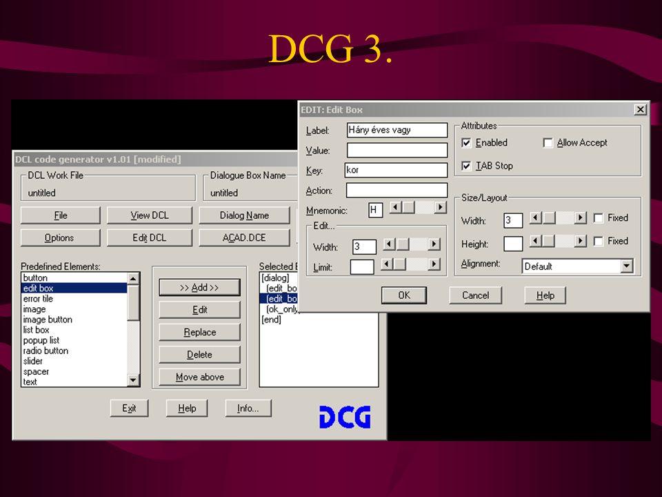 DCG 3.