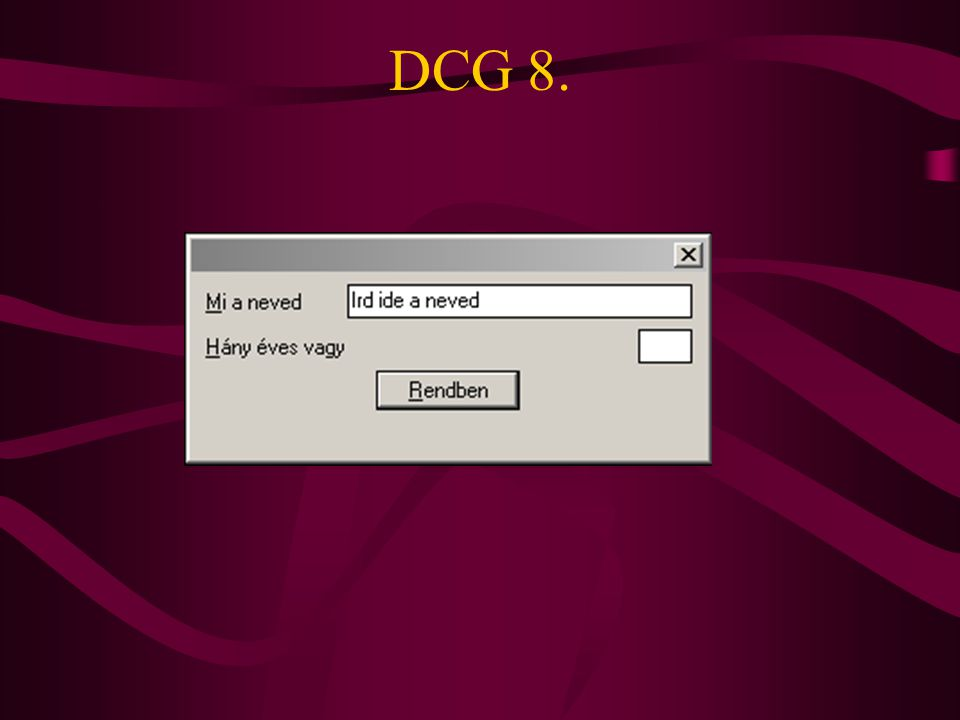 DCG 8.