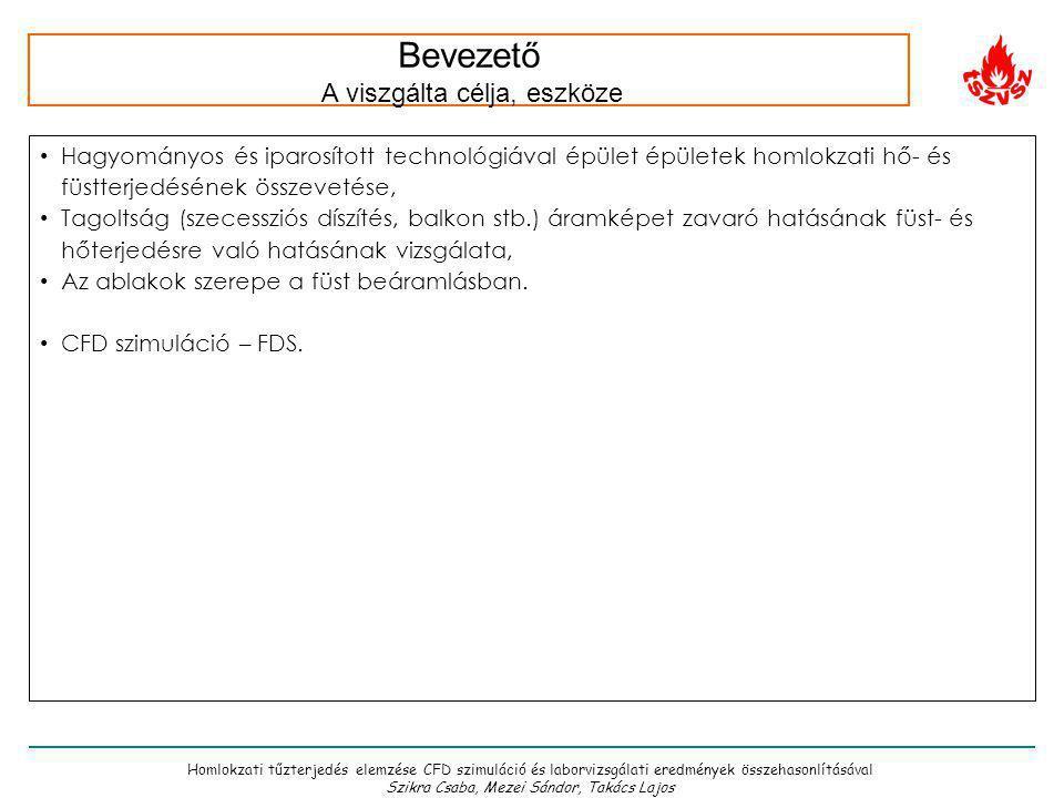 Iparosított technológiával készült épület: • Szendvicspanel, • 2,6m-es belmagasság, • 1,5m-es ablakmagasság.