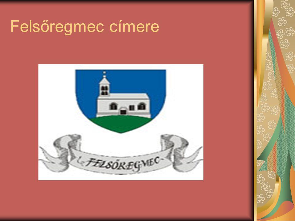 Felsőregmec címere
