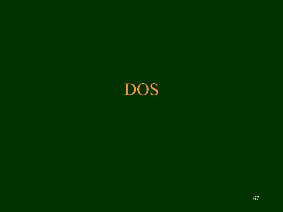 67 DOS