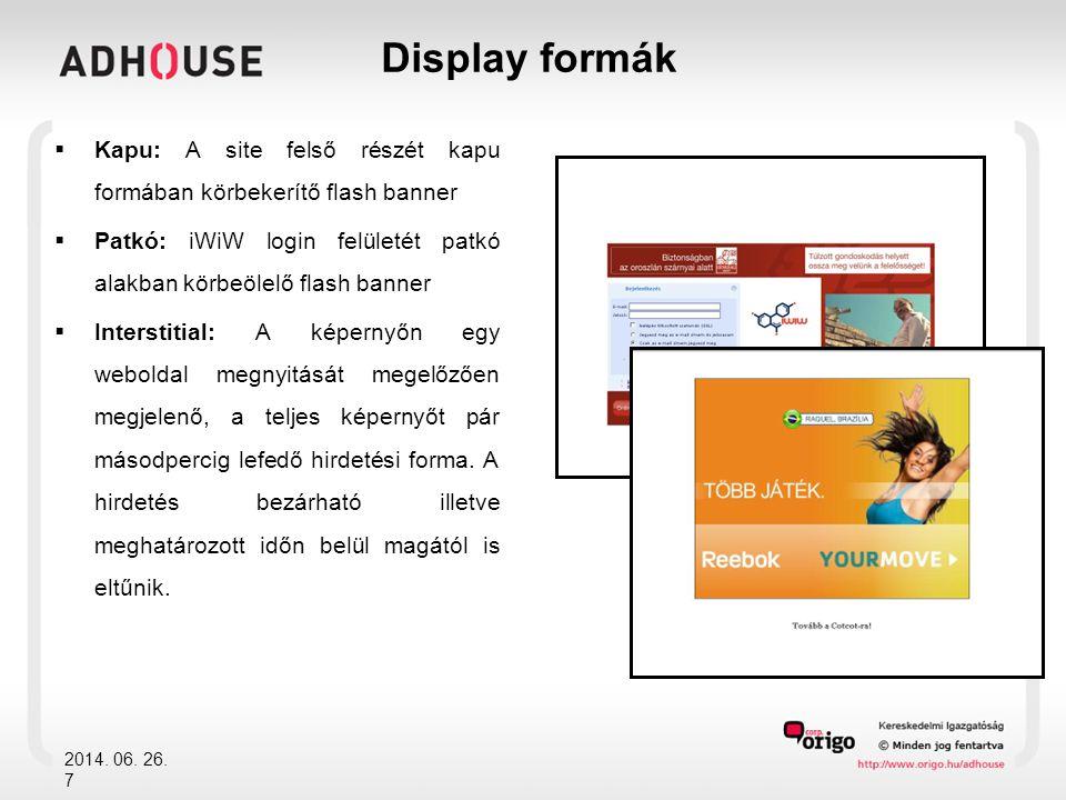  Layer: A képernyőn egy weboldal megnyitását követően, váratlanul, a tartalom felett megjelenő hirdetési forma.