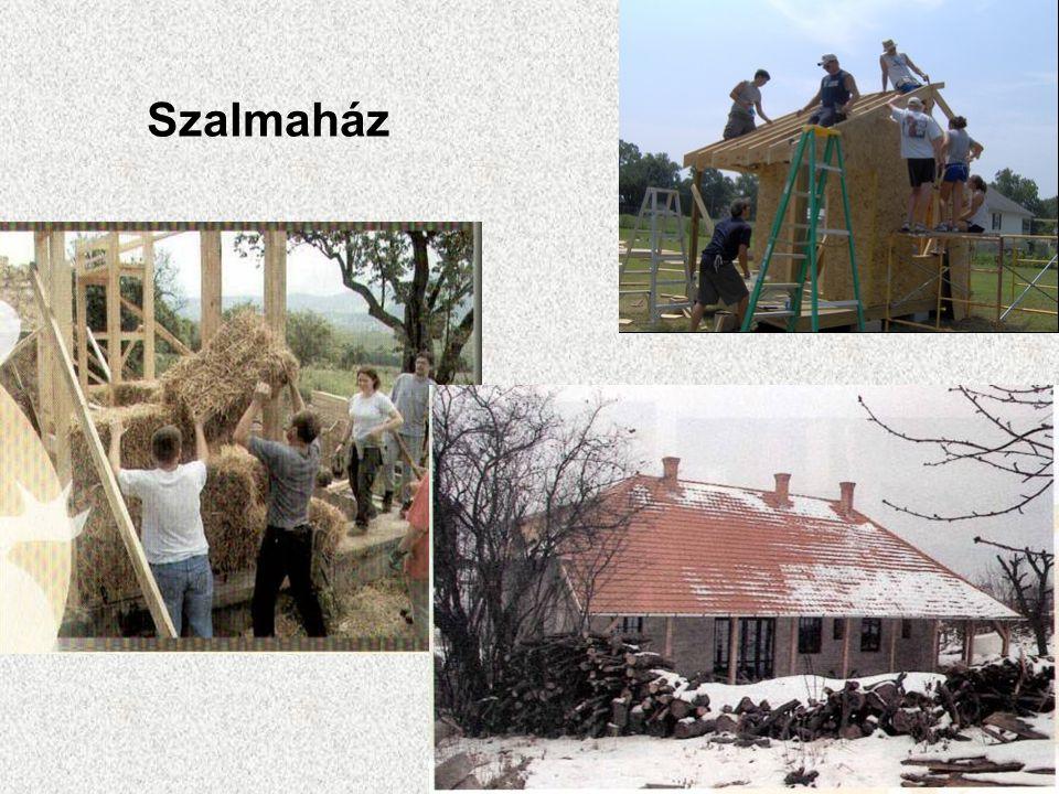 Szalmaház