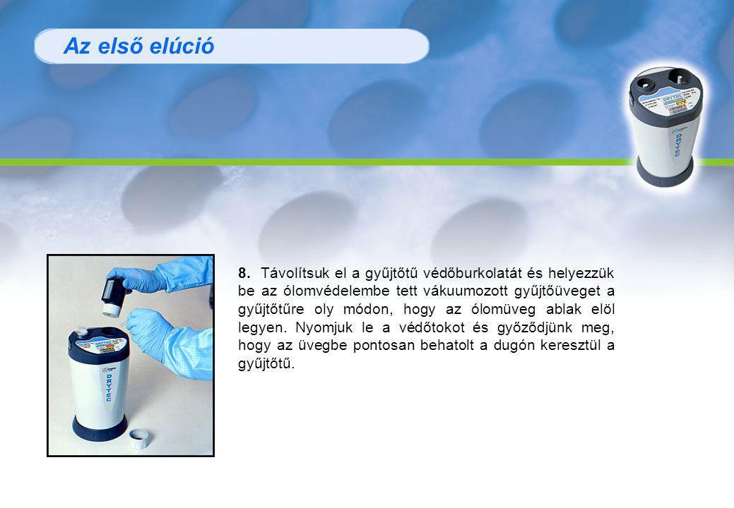 Elution Instructions 8.
