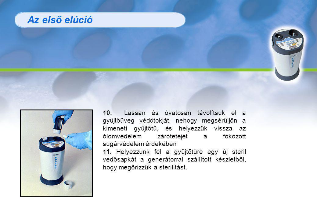 Elution Instructions 10.