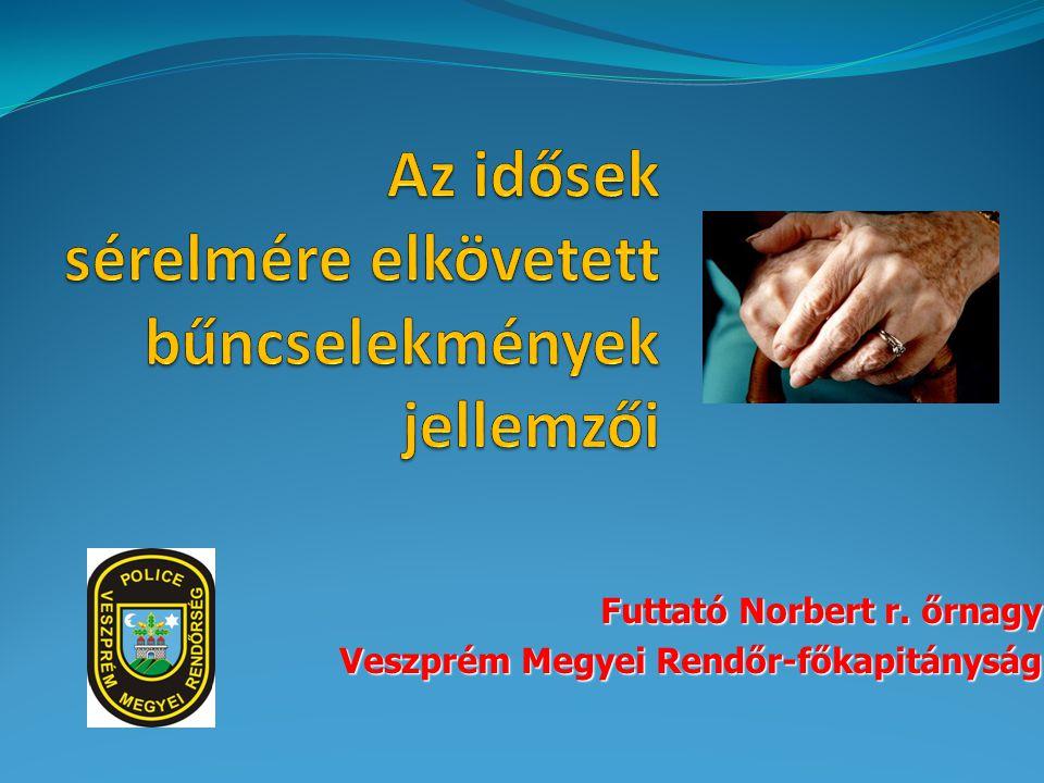 Futtató Norbert r. őrnagy Veszprém Megyei Rendőr-főkapitányság