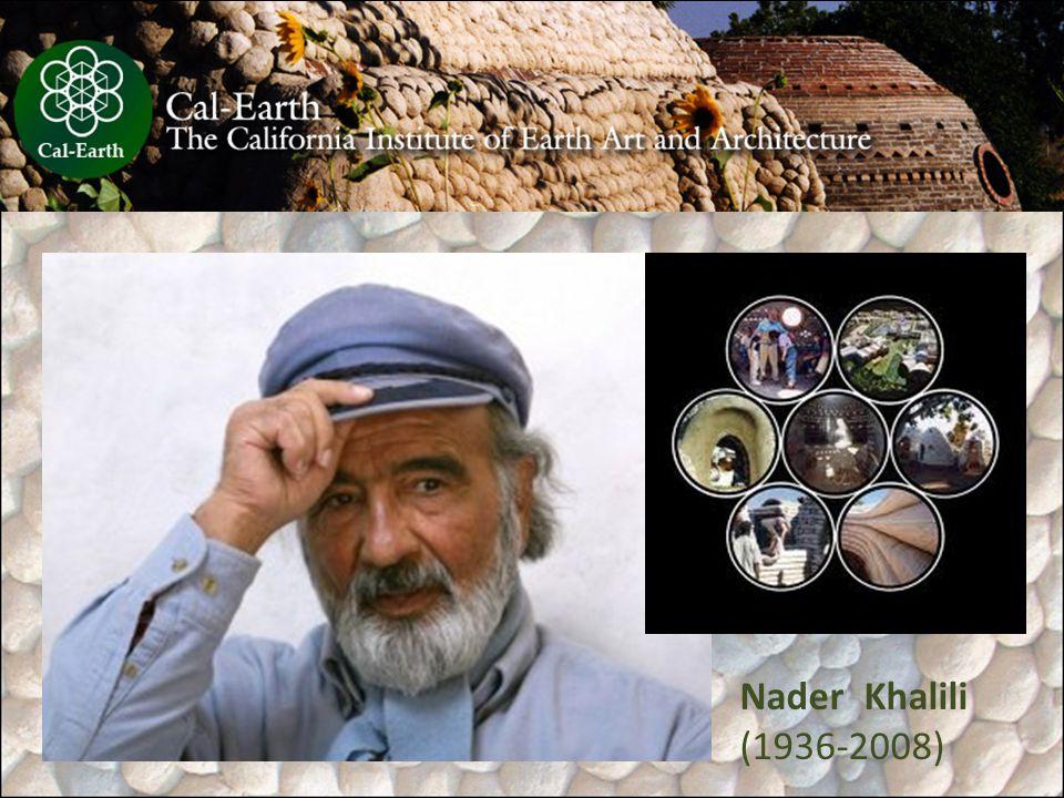 Nader Khalili (1936-2008)