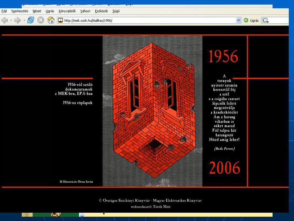 2006. szeptember 20. Vámospércs Virtuális könyvtár  Virtuális könyvtár, linkgyűjtemény  Tájékozódás a Net-en – a helyi információk + térkép adatok!
