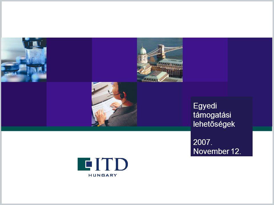 Cél – FDI ösztönzés  Magyarországon 2003.
