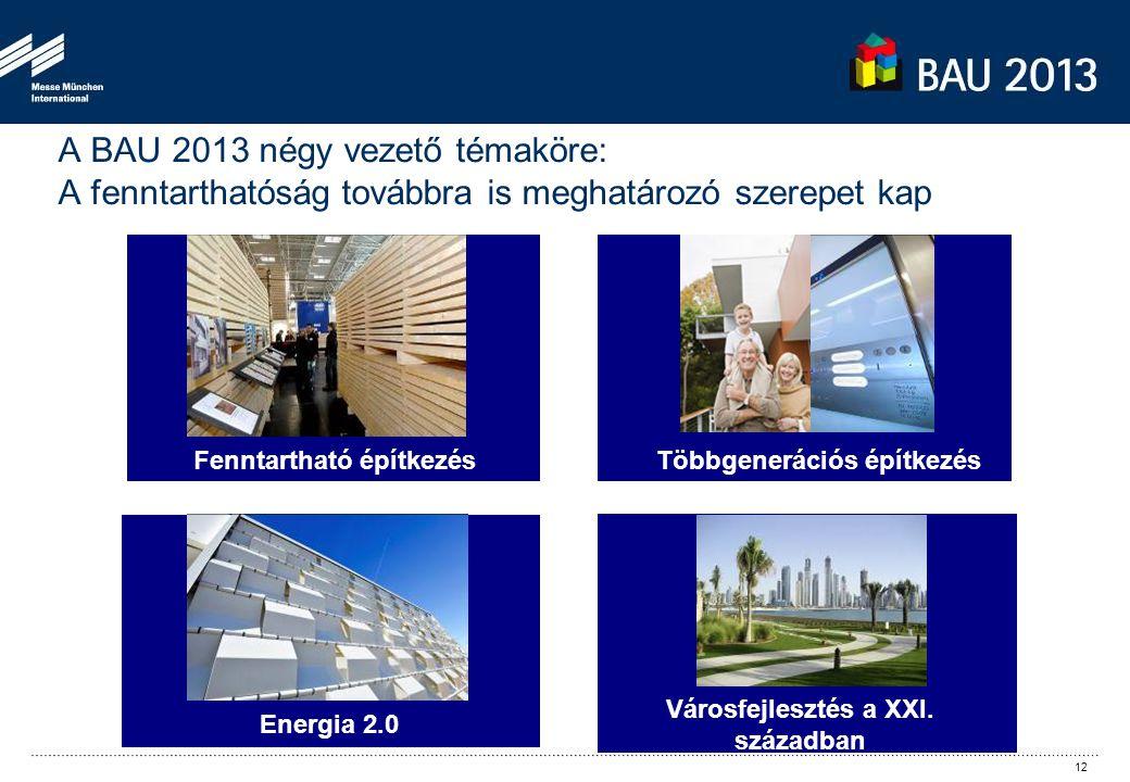 Többgenerációs építkezésFenntartható építkezés Energia 2.0 Városfejlesztés a XXI.