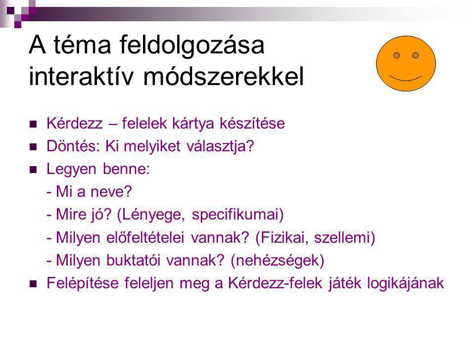 Szocializáció/1 2009 (Sós, Cserna, Bóday) Szocializálódj szabadon!!!.