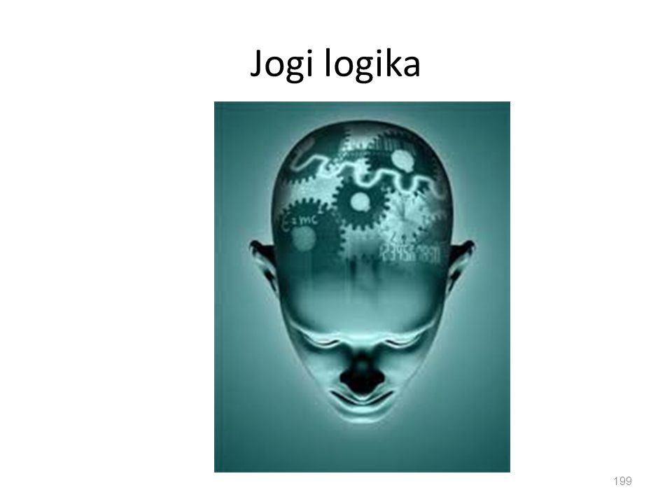 Jogi logika 199