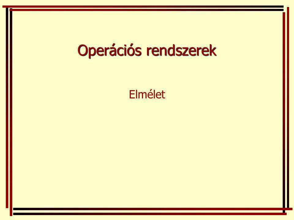 Ablakok fajtái III. •Párbeszédablak •Grafikus vezérlőelemek 114. oldal 112 !