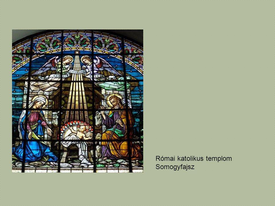 Római katolikus templom Somogyfajsz