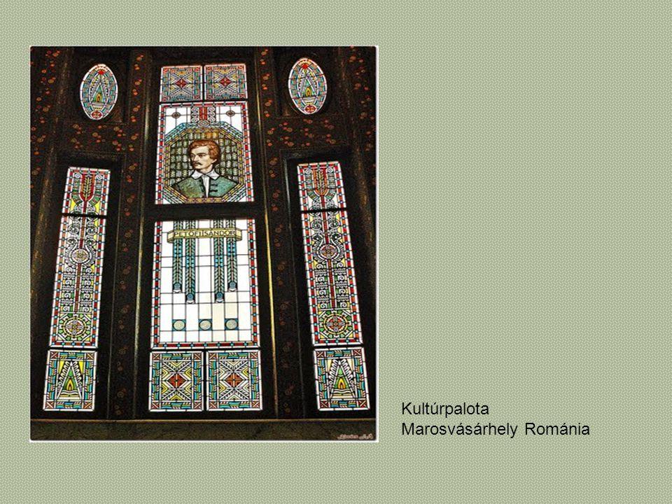 Kultúrpalota Marosvásárhely Románia