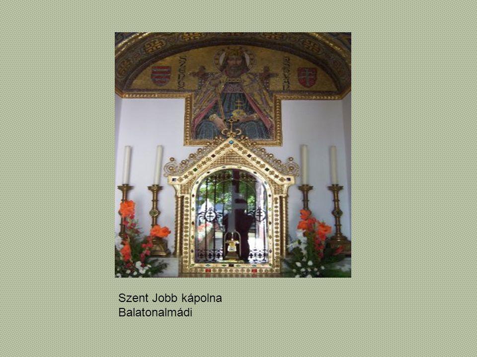 Szent Jobb kápolna Balatonalmádi