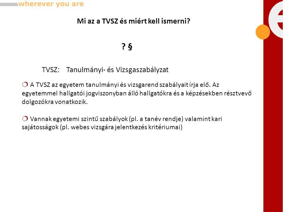 Mi az a TVSZ és miért kell ismerni.